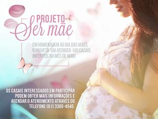 Projeto Ser Mãe ao Alcance de Toda Mulher