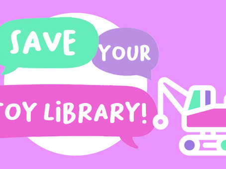 Support Your Toy Library!