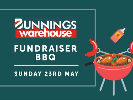 May Bunnings BBQ Fundraiser