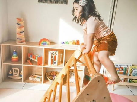 Wooden Active Toys