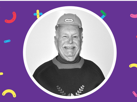 Meet Bob - Our Toy Repair Coordinator