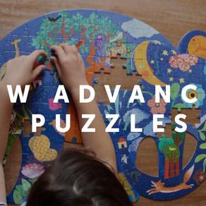 New Advanced Puzzles