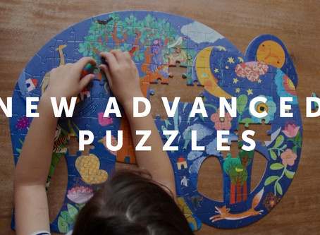 New Advanced Puzzles