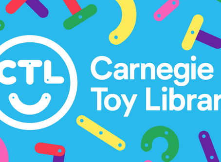 Introducing....Carnegie Toy Library!
