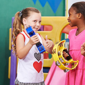 5 Reasons why Musical Instruments are important for children