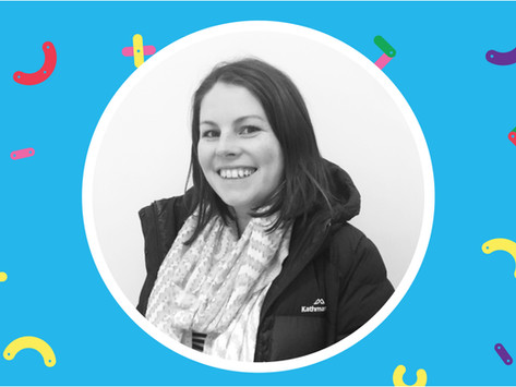 Meet Sophie - Our Vice President