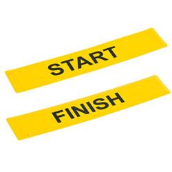 Start & Finish Markers