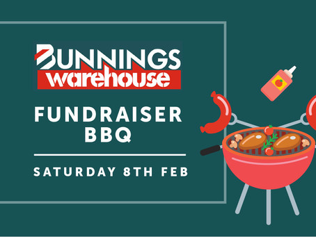February Bunnings BBQ Fundraiser