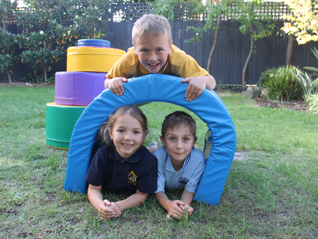 New Active Soft Play Equipment!