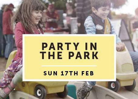 Party in the Park - Volunteers Needed