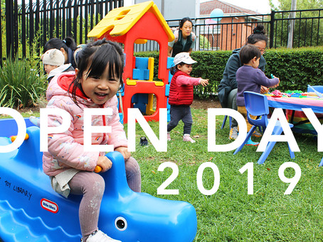 Open Day Extravaganza!