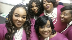 Ree & Super Choir Sisters