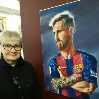 Я и Messi