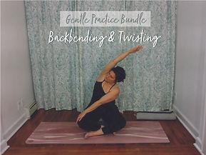 Gentle Backbending & Twisting Creative-0