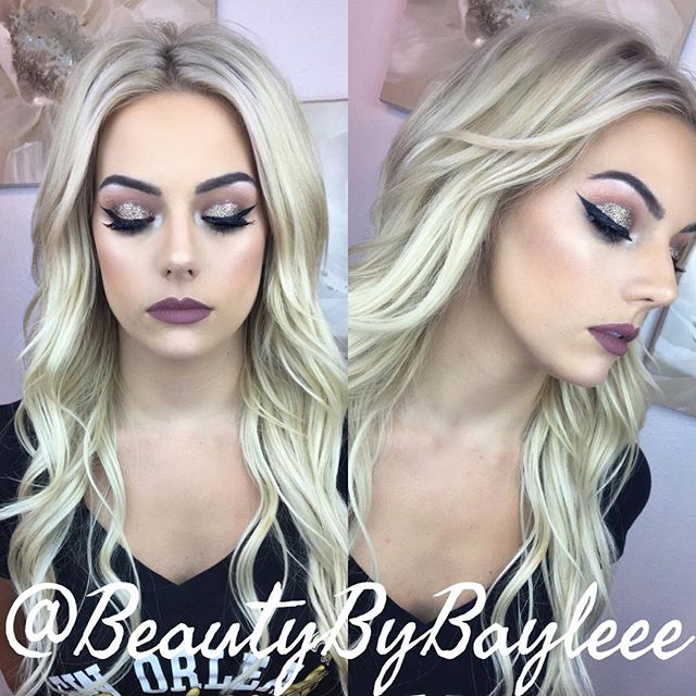Weekly makeup, of course,  for my #1 client! Glad she is such a pretty model 💁🏽 __colbss29_