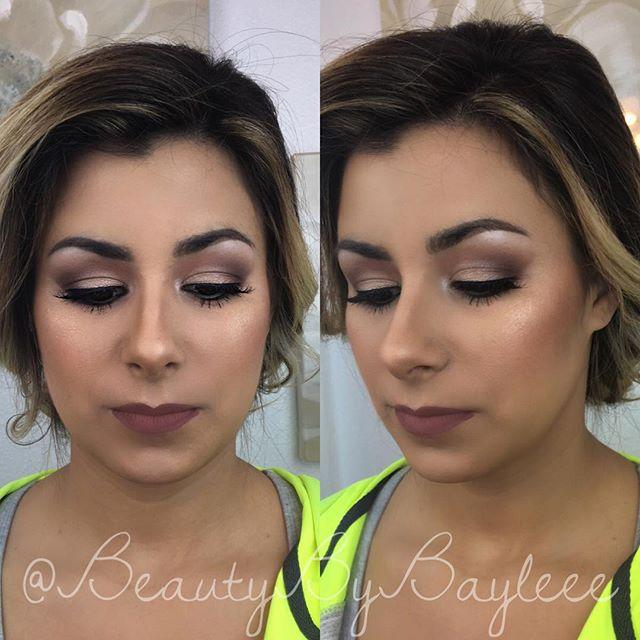Bridal makeup 👰🏻