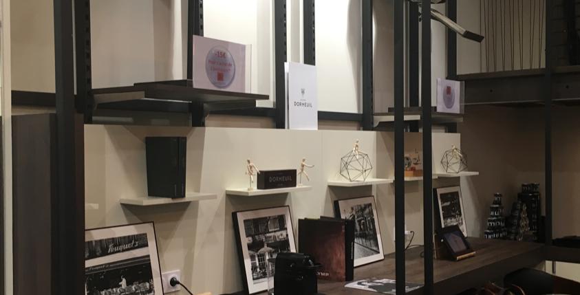 photo réalisation aménagement merchandising magasin de prêt à porter 25.52 à Nice - 3