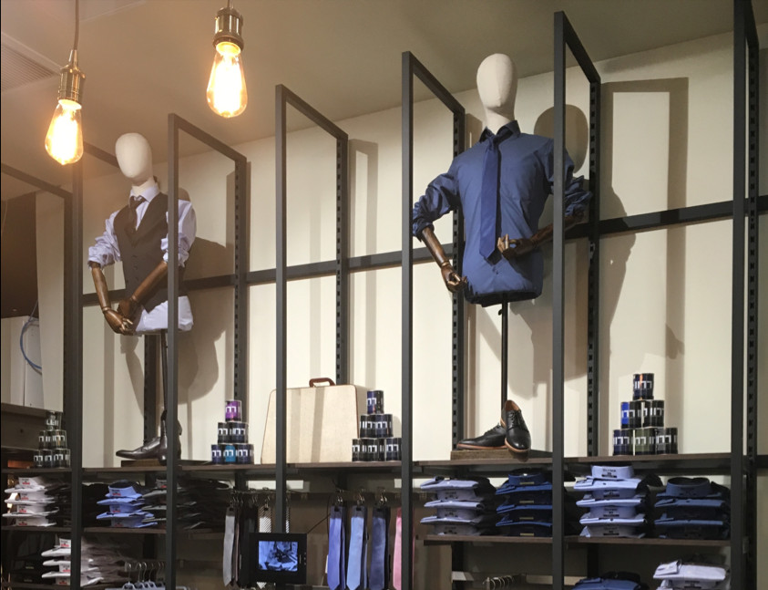 Agence B5 Retail Realisation Client Magasin 25 52