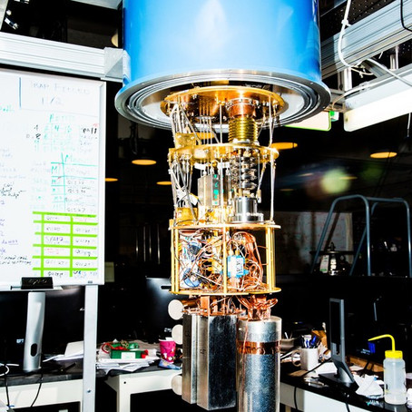 NOISY QUANTUM COMPUTERS COULD BE GOOD FOR CHEMISTRY PROBLEMS