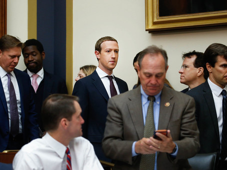 Should Tech CEO's Go to Jail Over Data Misuse? Some Senators Say Yes