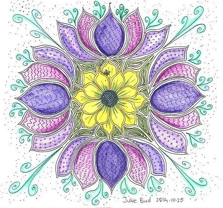 Sunflower - Framed Original