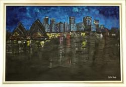 Sydney at dawn 2014