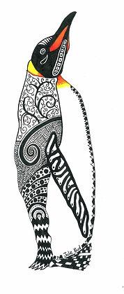 Penguin - Unframed Print