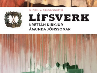 Lífsverk - Þrettán kirkjur Ámunda Jónssonar - Útgáfuhátíð í Skálholti