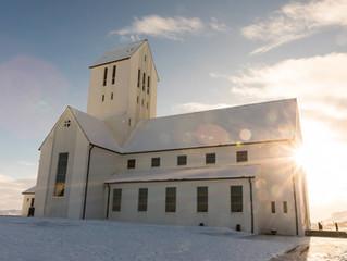 Viðbrögð við #covid2019 í Skálholti