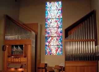 Organistar syngja og spila Fauré