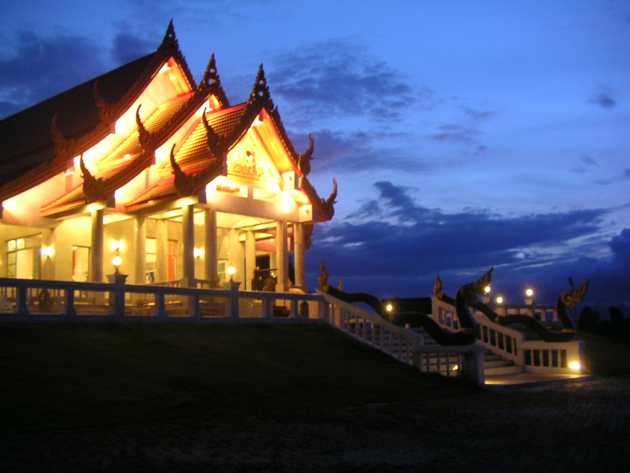 Temple Nightlight