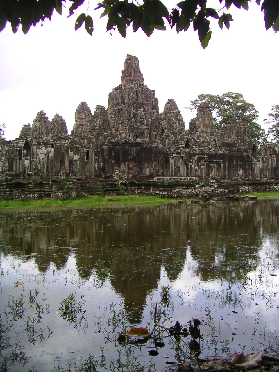 Reflections of Bayon