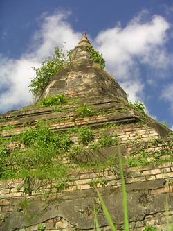 Black Stupa