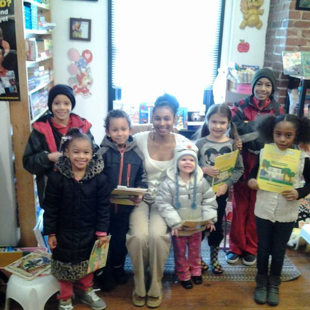 Sat. Feb 8th - A Reader's Corner Booksto