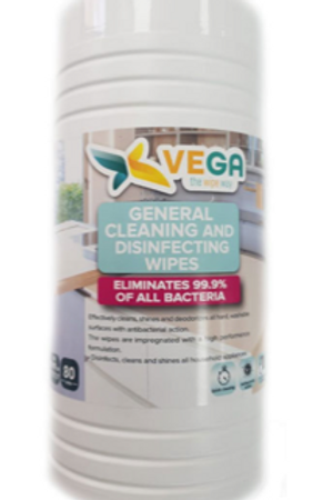 80 count disinfecting wipes