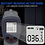 Thumbnail: Infrared Forehead Thermometer Digital