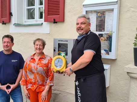 Defibrillator in Heidenheim
