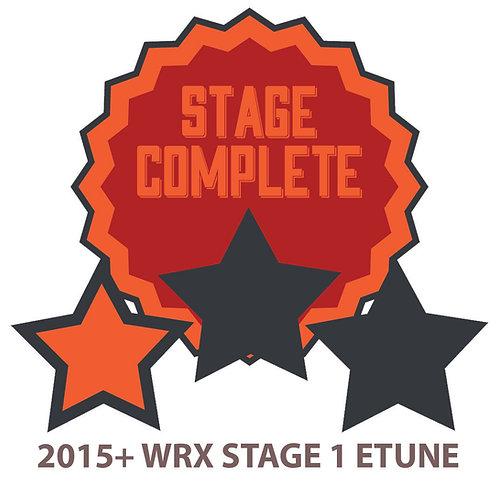 2015+ Wrx AND STI Stage 1 Etune