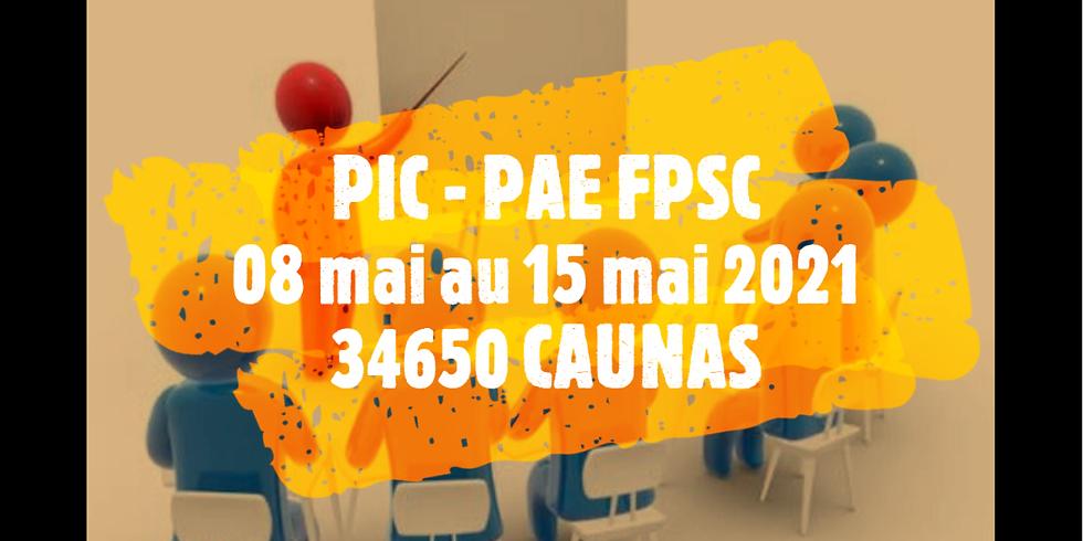 PAE FPSC