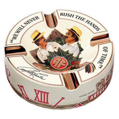 Arturo Fuente Hands of Time ceramic ashtray