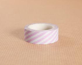 Pink Stripe Tape