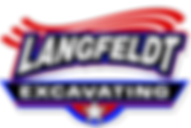 Langfeldt Excavating Logo