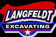 Langfeldt Excavating Logo