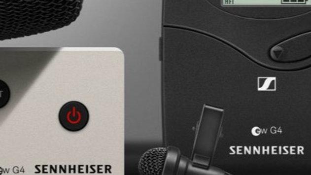 Sennheiser Radio Microphones