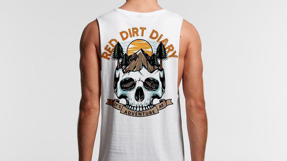 RDD Skull AF Tank