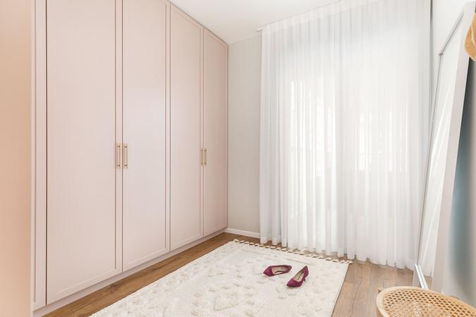 חדר ארונות חלומי