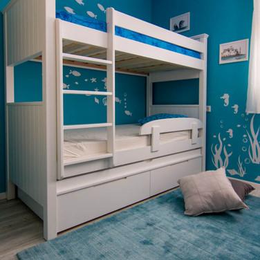 חדר  האוקיינוס הכחול