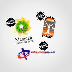 logotipo 100 años de Mexicali