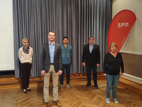 Jahreshauptversammlung SPD Ortsverein Manching