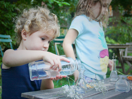 8 Montessori Summer Activities